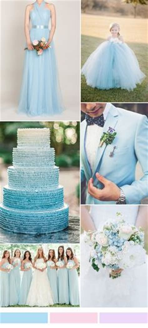 light blue wedding colors 1000 ideas about baby blue weddings on pinterest blue