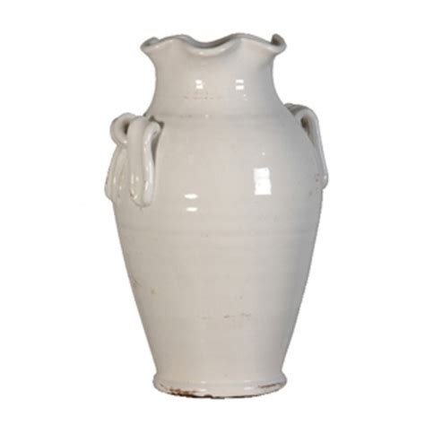 White Big Vase Large White Ceramic Vase Home Accessories