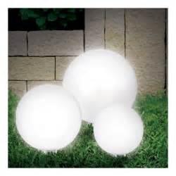 le boule 30 cm solaire design 12309 luminaire