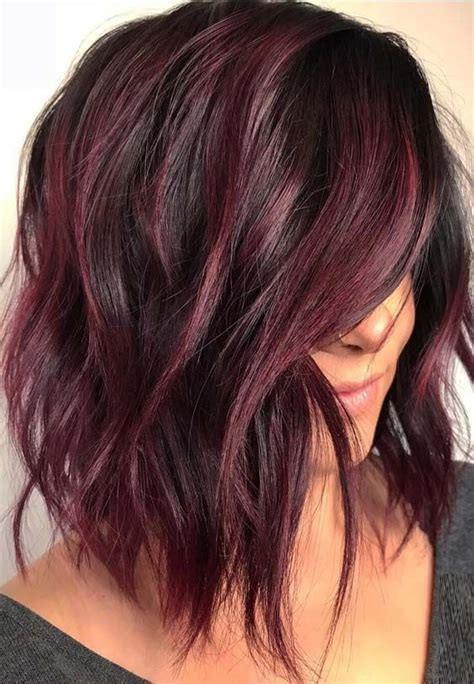 best long lasting over the counter hair color for roots best 25 chocolate cherry hair ideas on pinterest black