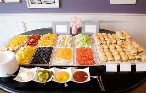 burger bar topping ideas projects to try on pinterest graduation parties