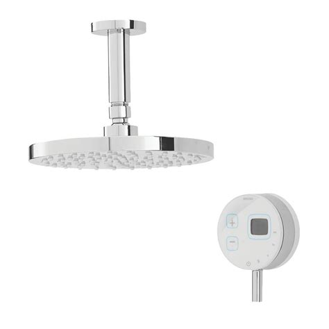 bristan artisan thermostatic bath shower mixer bristan artisan evo digital thermostatic mixer shower with
