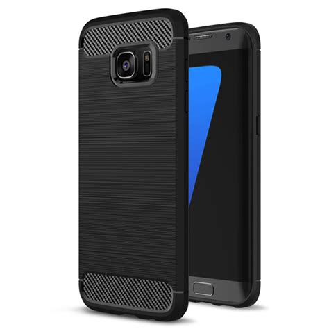 Samsung Galaxy A5 2017 Carbon Soft Casing Cover Sarung Karbon luxury soft carbon silicone cases for samsung galaxy s8