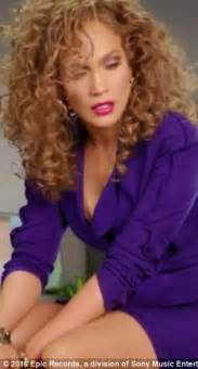 The many looks of j lo jennifer lopez debuted her new video i ain t