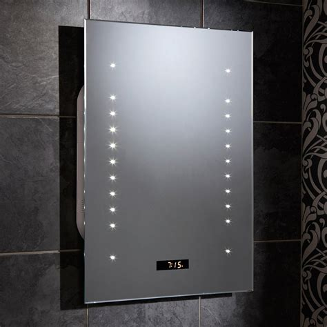 bathroom mirror with radio hib tempo radiostar bathroom mirror 76070700 mirrors