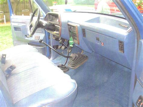 1988 Ford F150 Interior by 1988 Ford F 150 Interior Pictures Cargurus