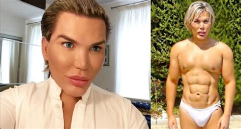 human ken doll before and after human ken doll rodrigo alves detained by immigration