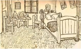 Gogh Letter Bedroom Vincent Gogh Vincent S Bedroom In Arles Letter
