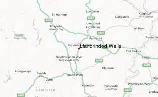 llandrindod location guide