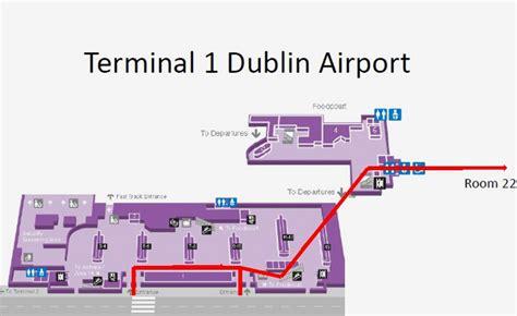 Airport Floor Plan Design by Aviation Academy Ireland