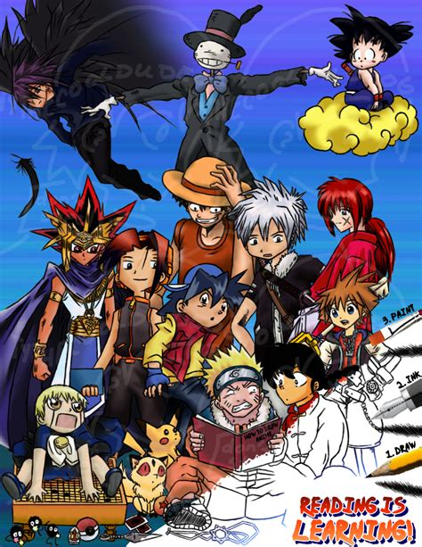 Poster Anime Poster Live anime read poster by tythecooldude06 on deviantart