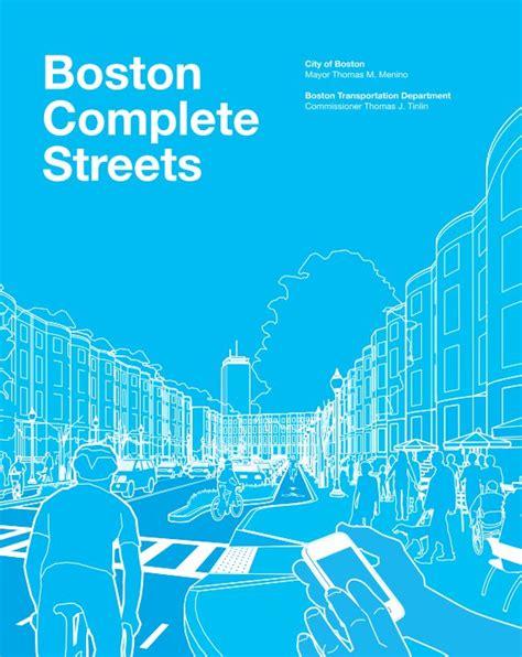 design guidelines south australia boston complete streets by boston transportation