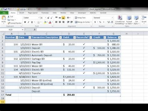 log how to stay connected after disconnecting books create a checkbook register in excel