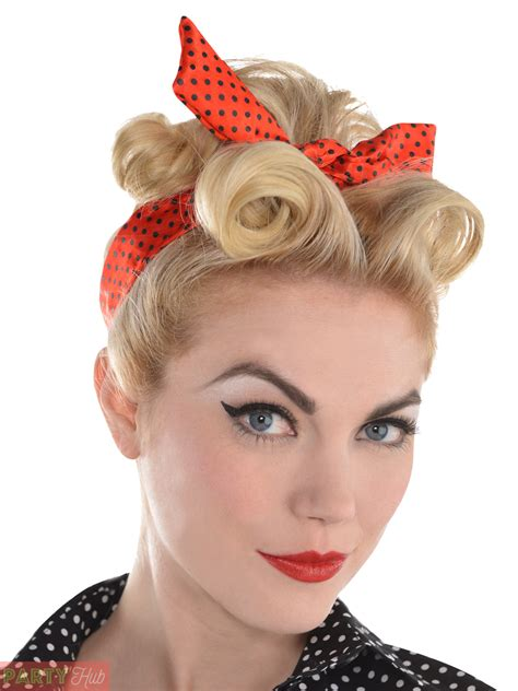 rock roll short ladies hairstyles accesories 50s ladies rockabilly costume accessories womens 50s rock n
