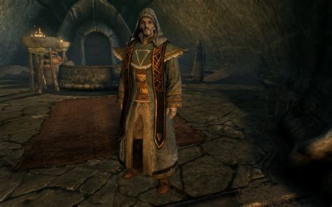 skyrim robes dragonborn robes of the elder at skyrim nexus mods and
