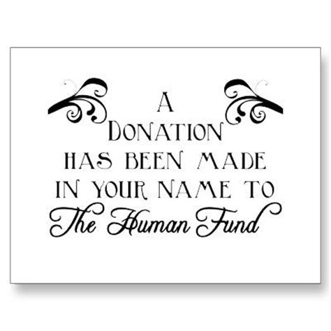 A Donation Has Been Made In Your Name Template Google Search Funniness Pinterest Thank A Donation Has Been Made In Your Name Template