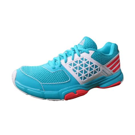 Sepatu Sport Untuk Badminton jual adidas adizero ueberschall f4 sepatu badminton