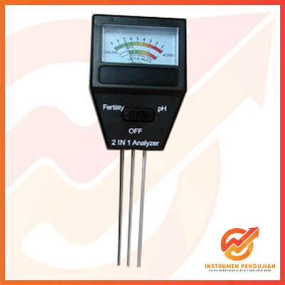 Alat Untuk Ukur Ph Tanah alat ukur uji ph tanah etp303 soil ph moisture meter