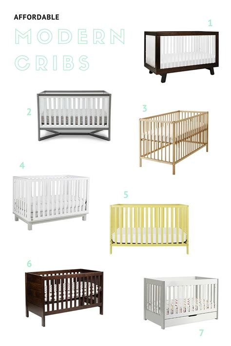 affordable modern cribs affordable modern cribs