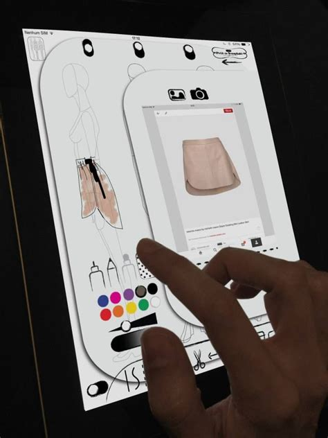 1000 Images About Ipad Iphone Daily Fashion Design App On Pinterest Fashion Weeks Sketch App Templates