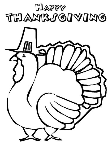Free Printable Thanksgiving Coloring Pages For Kids Thanksgiving Coloring Pages Free Printable