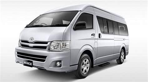 Harga Vans Di Australia harga toyota hiace dan spesifikasi terbaru 2019 otomaniac
