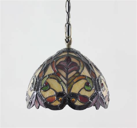 stained glass hanging l stained glass island lighting fixtures kichler 65244
