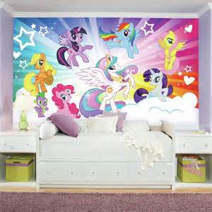 my little pony wall mural roommates 72 in x 126 in my little pony cloud xl chair