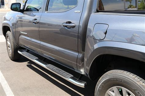 Nerf Bars For Toyota Tacoma Toyota Nerf Bars Truck Access Plus