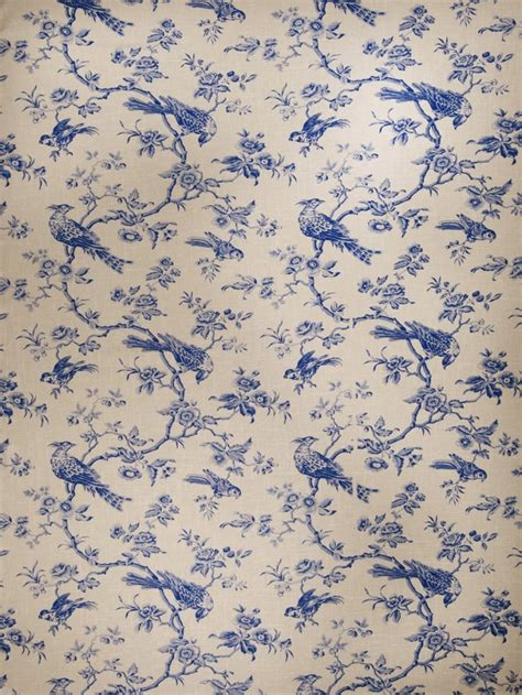 fabric pattern in french 28 best images about color trend monaco blue on pinterest