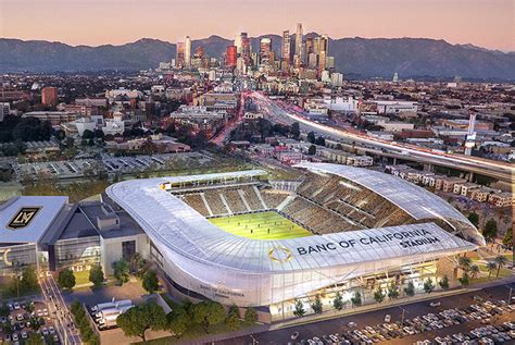 banc america ibm lands tech deal for new l a soccer stadium