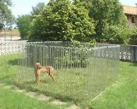 recinti per cani da esterno usati confortevole soggiorno tecnomediana recinti per i nostri cani