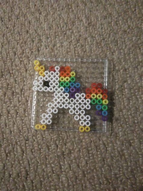 unicorn perler pattern 352 best images about perler beads on pinterest perler