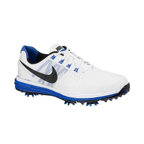us golf shoes nike s lunar 3 golf shoes blue free