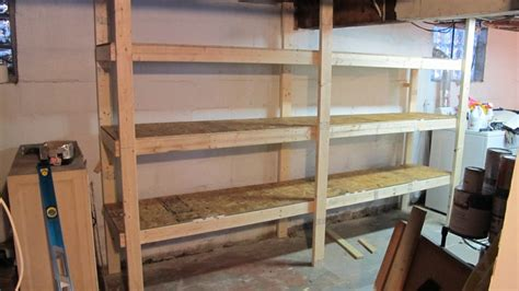 building wood shelves for storage quick woodworking projects