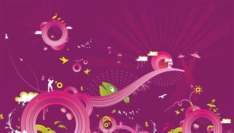 crazy purple background vector graphics vector art