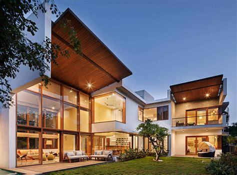 freshome com surprising l plan house maximizing garden views in