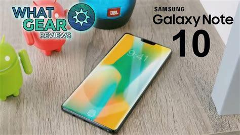Samsung Galaxy Note 10 Leaks by Samsung Galaxy Note 10 Leaks Rumors