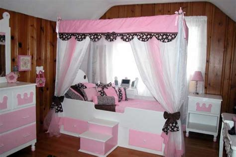 girls bedroom canopy furniture girls canopy beds with curtain