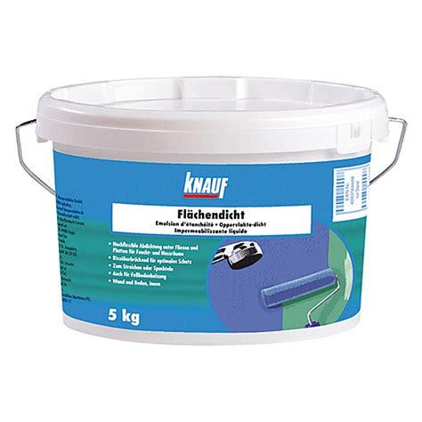 knauf duschdicht knauf fl 228 chendicht 5 kg bitumenfrei bauhaus