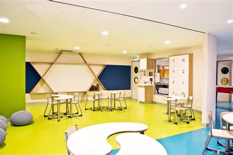 Community Interior Design by For The Of Play Lamdeni Community Learning Centre