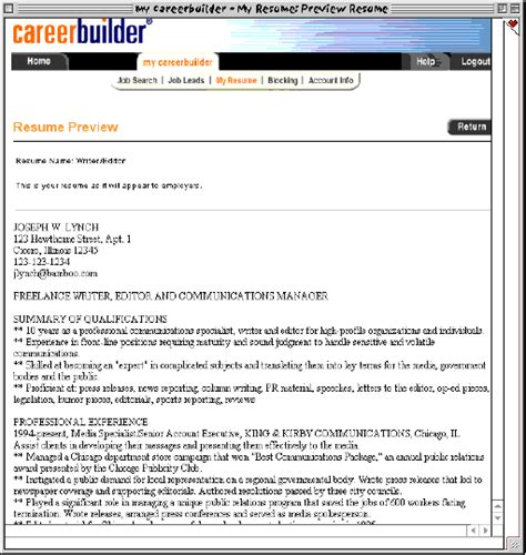 Cover Letter Template Copy Paste Write A Cover Letter For Careerbuilder Covering Letter Exle