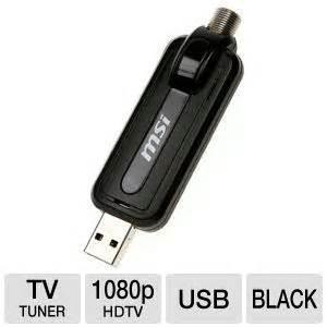 Tv Tuner Usb Kaskus Msi Digivox Atsc Usb Tv Tuner Record Tv Programs Hdtv 1080p Usb Black At Tigerdirect