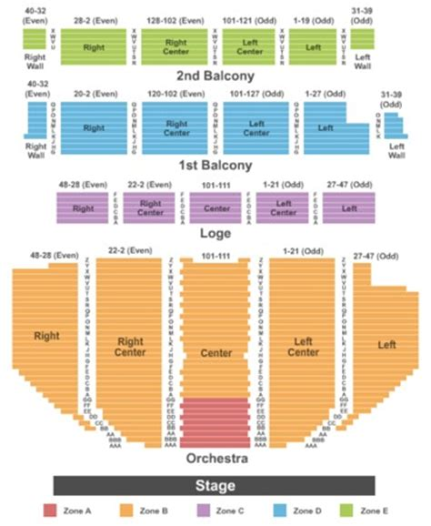 seating chart palace theater nyc united palace theatre nyc seating chart