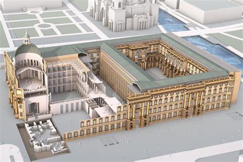 Stella Architect by Berlin City Palace Reconstruction Stadtschloss