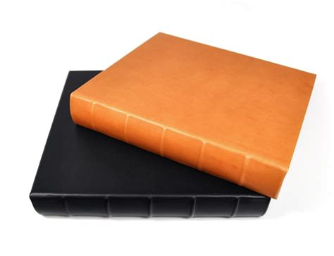 large books large leather guest book from blue sky papers