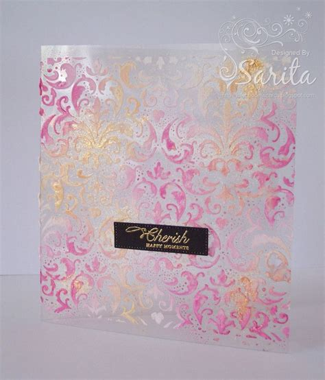 Handmade Acetate - the 227 best images about sarita s handmade card and craft