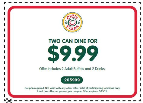 how much is cici pizza buffet cici s pizza printable coupons april 2015