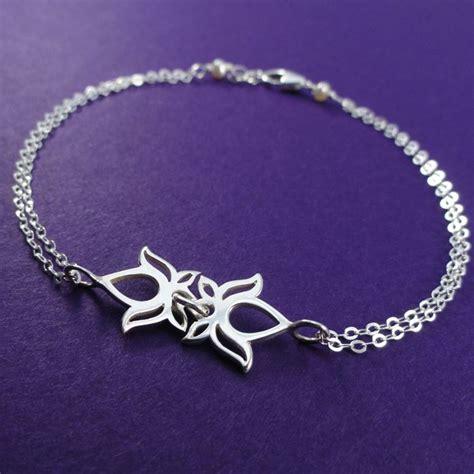 Lotus Bracelet Otis B Jewelry Lotus Flower Bracelet