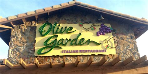 olive garden 10 things you need to before at olive garden